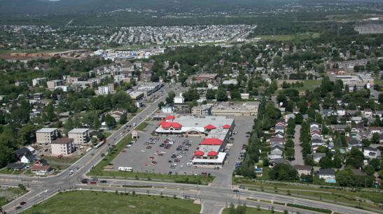 Carrefour des Rivières